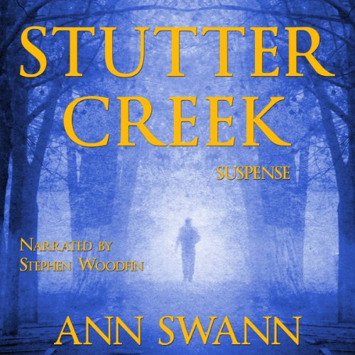 Stutter Creek audiobook cover art
