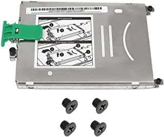 Deyoung Replacement Hard Drive HDD SSD Caddy Frame Bracket for HP ZBook 15 ZBook 17 G1 G2 (Not fit G3 Model or Any Other M...