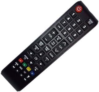 Replaced Remote Control Compatible for Samsung UN40J5200AFXZA UN48J6200AFXZA UN50J6200AFXZA UN55J620DAFXZA UN65J620DAFXZA ...
