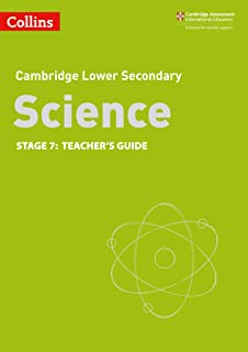 Lower Secondary Science Teacher's Guide: Stage 7