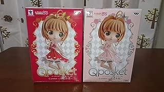 カードキャプターさくら クリアカード編 Q posket 木之本桜 Qposket フィギュア 全2種セット