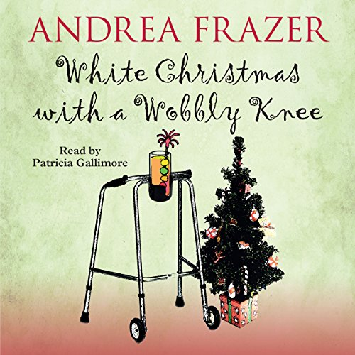 White Christmas with a Wobbly Knee audiobook cover art