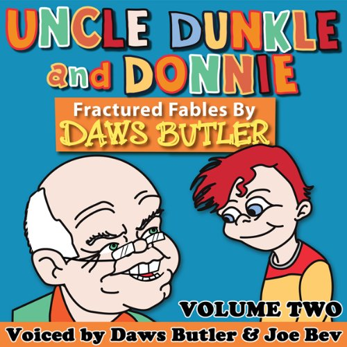 Uncle Dunkle and Donnie 2 copertina