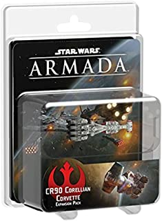 Star Wars Armada Corellian Corvette EXPANSION PACK | Miniatures Battle Game | Strategy Game for Adults and Teens | Ages 1...