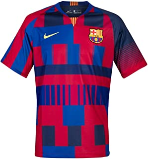 Nike Men's Soccer F.C. Barcelona 20th Anniversary Home Jersey