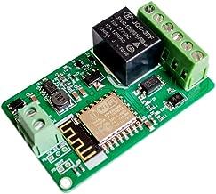 HiLetgo ESP8266 WIFI Relay Module DC7-30V ESP-12F Network 5V Relay Module 220V 10A
