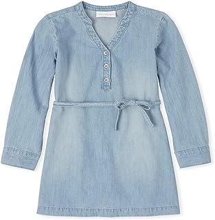 The Children's Place Girls Chambray Shirt Dress