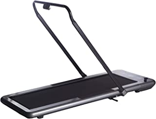 comprar comparacion WalkSlim Cinta de Andar Plegable y motorizada 470 - Cinta de Andar para Oficina - Pantalla LED, Contador de calorías, Cont...