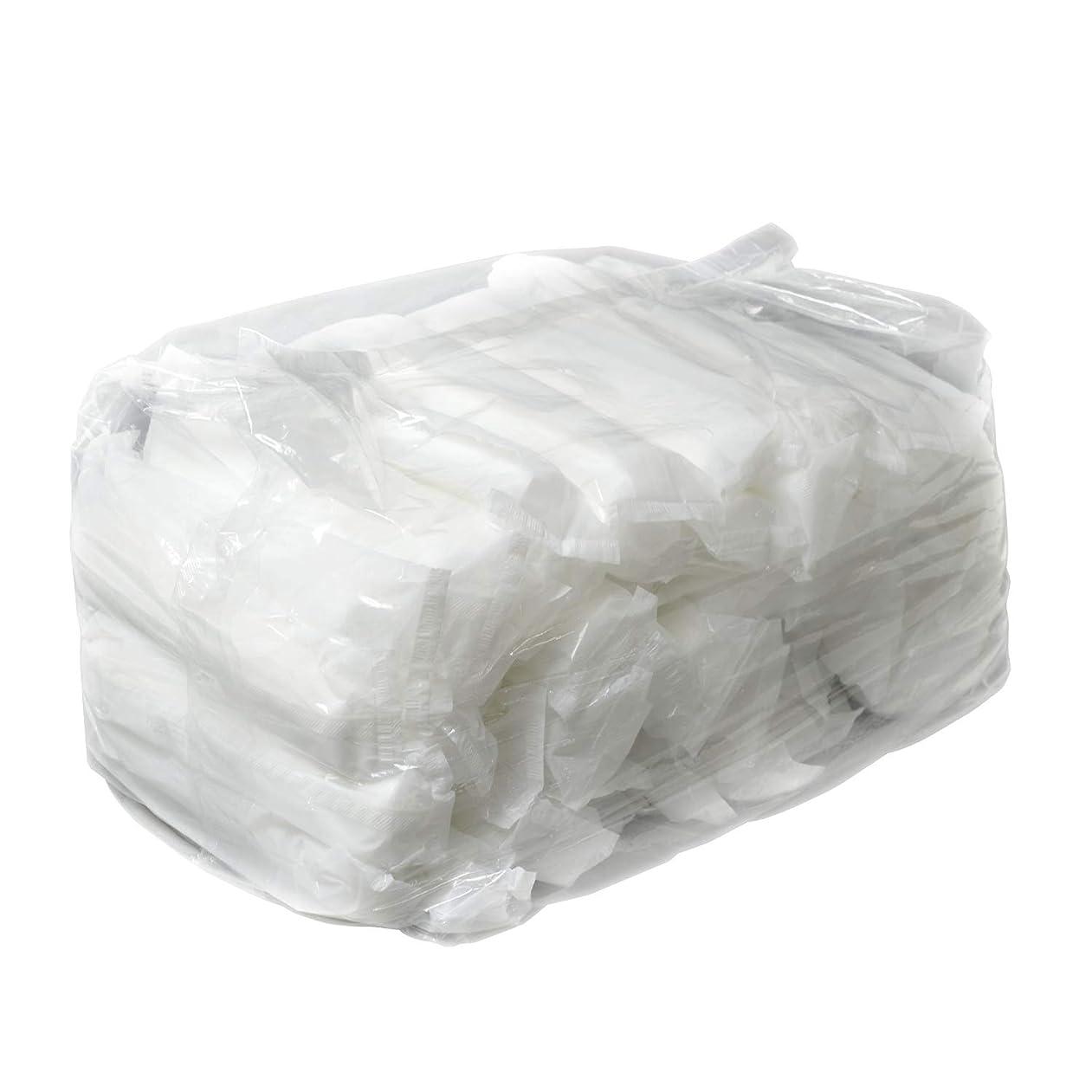 住人職人商品STRIX DESIGN ペーパーナプキン ホワイト 26×30cm 日本製 大判厚手レーヨンエンボスおしぼり 60本入り SD-702