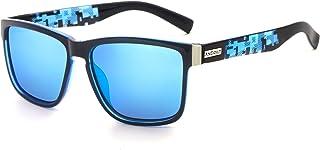 Sponsored Ad - ANDOILT Polarized Sunglasses for Men Women Trendy Vintage Retro Fashion Square Sun Glasses