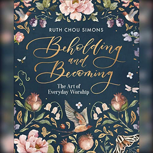 Beholding and Becoming audiobook cover art