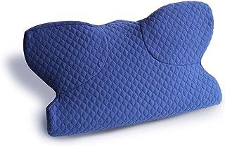 あごまくら ミニ プレミアムピロー ミニ 枕 まくら 安眠 低反発 プレミアム ピロー 首こり 肩こり いびき イビキ 横向き 仰向け 5way premium pillow ピロー マルチピロー (Sサイズ:約30×54cm 高さ:約7~9c...