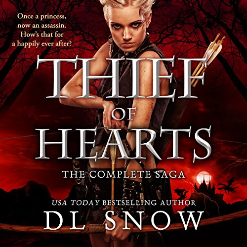 Couverture de Thief of Hearts