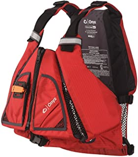 Onyx MoveVent Torsion Kayak/Paddle Life Jacket