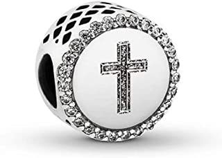 Best cross pandora bead Reviews