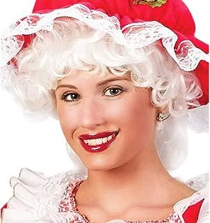 mrs santa claus wigs