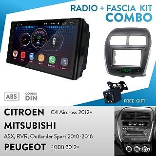 UGAR EX6 - Radio estéreo para Coche (Android 6.0, 7