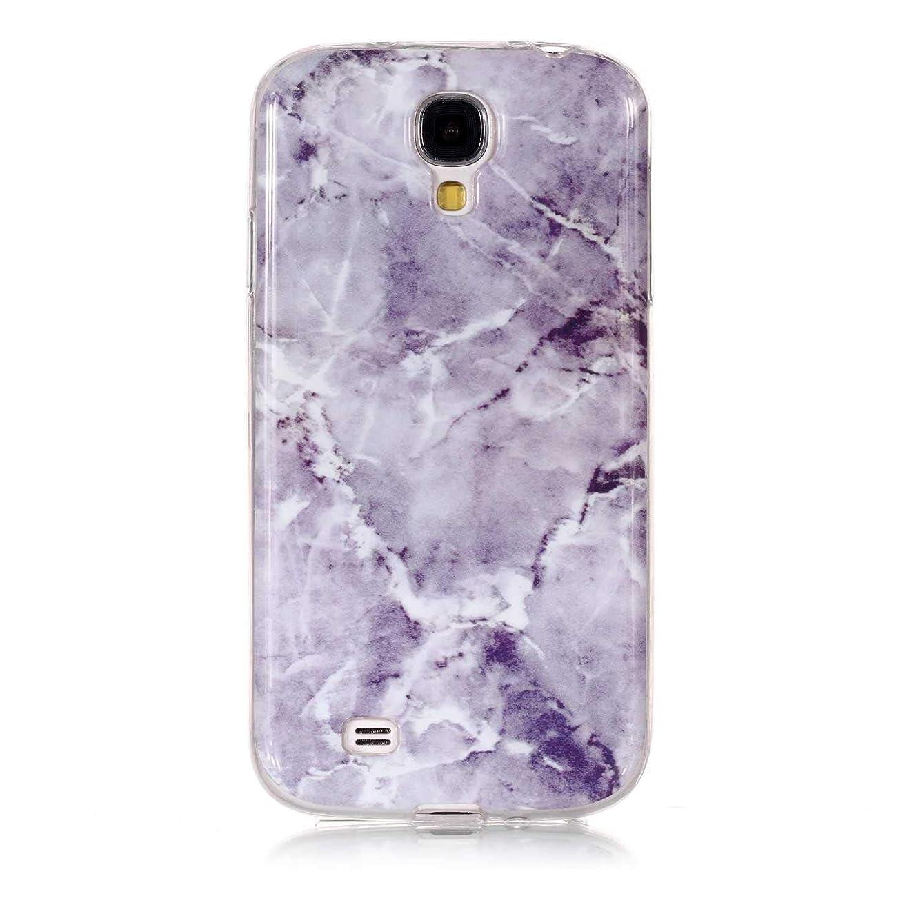 自発認証振り子Galaxy S4 おしゃれ ケース, 高級 CUNUS Samsung Galaxy S4 軽量 カバー, TPU 落下防止 耐久性 耐摩擦 耐汚れ 保護カバー, 模様4