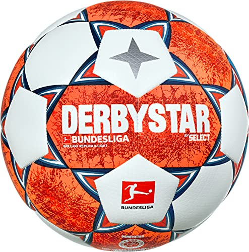 Derbystar Bundesliga Brillant Replica S-Light v21 Freizeitball Mehrfarbig 5