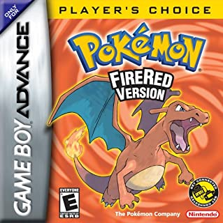 pokemon fire red buy