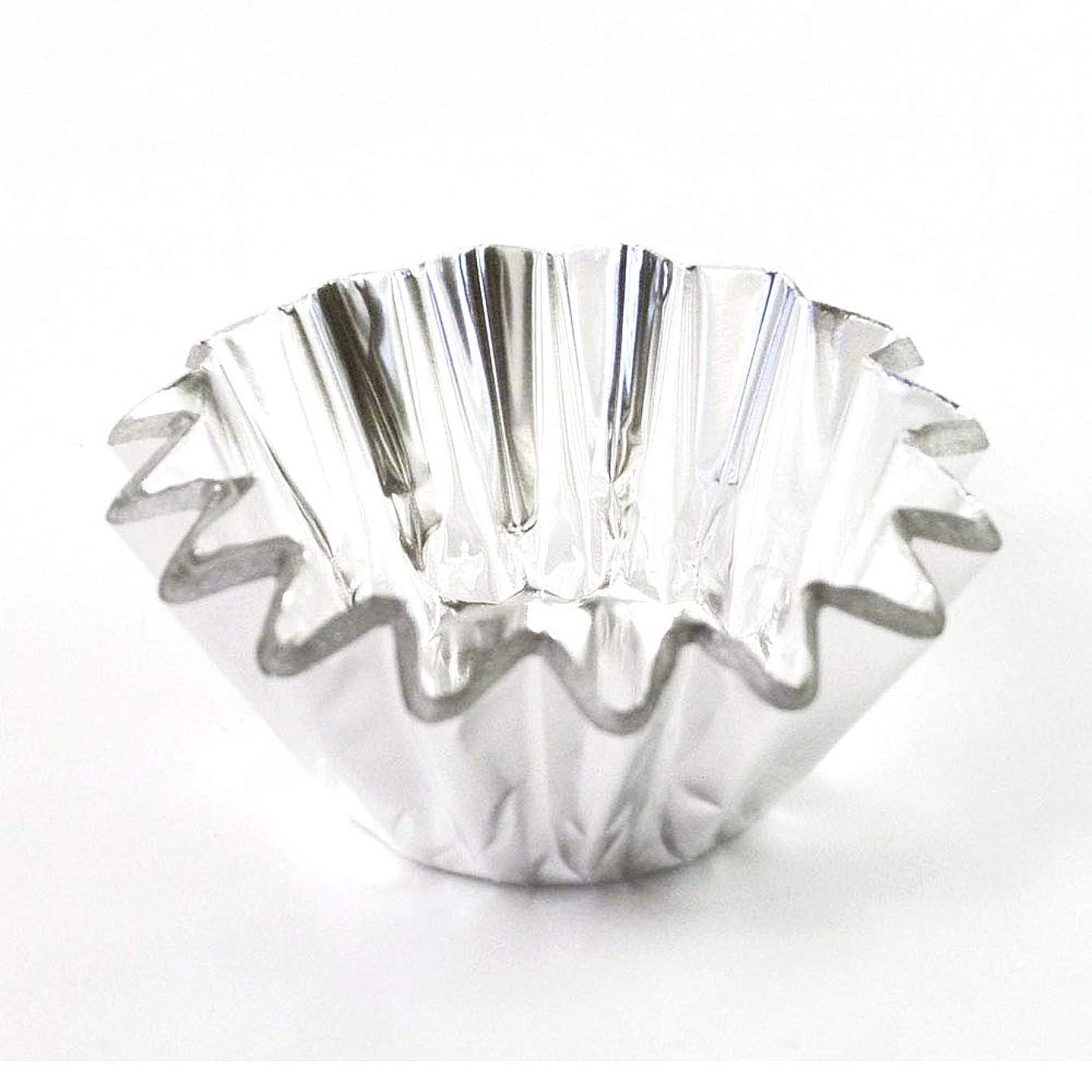 ボランティアどうやって取り組む貝印 KAI アルミ箔 Kai House Select 菊型 20枚入 日本製 DL6168