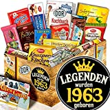 Legenden 1963 / Ossi Schokolade / Geburtstag Geschenk