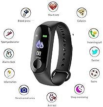 VITALEO Activity Tracker/Bracelet Watch for Men/Fitness Watch for Women/Fitness Watch for Men/Health Watch/Health Band/Health Band & Activity Tracker/Wrist Smart Band/Heartbeat Watch/Sport Smart Watch