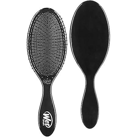 Wet Brush Original Detangler - Black - Exclusive Ultra-soft IntelliFlex Bristles - Glide Through Tangles With Ease For All Hair Types - For Women, Men, Wet And Dry Hair