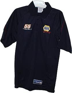 Vintage NASCAR Polo - Napa Auto Parts Michael Waltrip #55