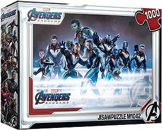 1000Piece Jigsaw Puzzle Marvel Avengers Endgame Team Suit