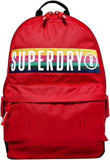 Superdry Womens Retro Band Montana Backpack Handbags
