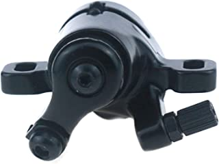 Greatly Store Electric Scooter Disc Brake Black Front/Rear Wheel Disc Brakes Fit for Xiaomi Mijia M365 Scooter Skateboard...