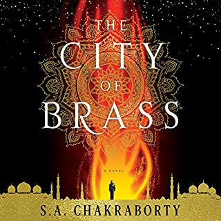 The City of Brass Titelbild