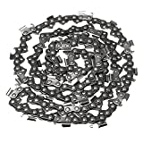 20-Inch Chainsaw Chain SENREAL 325 Pitch .058 Gauge Chainsaw 76 Drive Links Spare Replacement for Caton, Origen, Steele