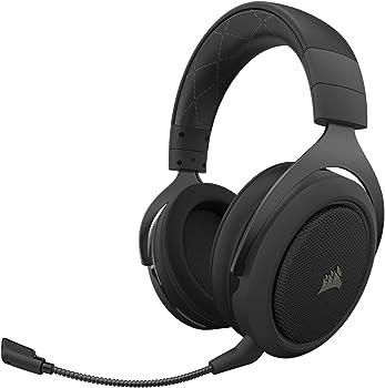 Corsair HS70 PRO WIRELESS Over-Ear USB RF Wireless Gaming Headphones