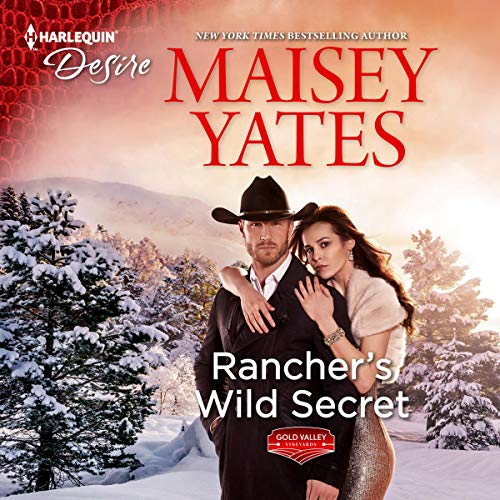 Rancher's Wild Secret audiobook cover art