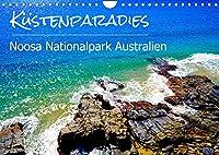 Kuestenparadies - Noosa Nationalpark Australien (Wandkalender 2022 DIN A4 quer): Kuestenlandschaft im Osten von Australien. (Monatskalender, 14 Seiten )