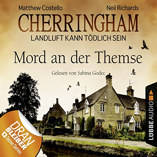 Mord an der Themse audiobook cover art