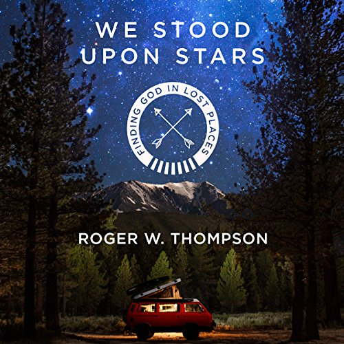 We Stood upon Stars audiobook cover art