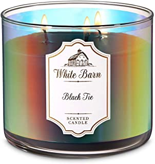 Bath and Body Works 3-wick Candle Black Tie