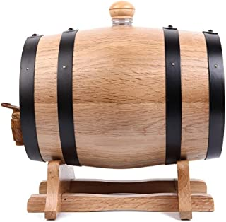 xgfqb Tonneau de Vin,Pince de Refroidisseur de Baril de vin Barils de vin de chêne, barils de Haute qualité fabriqués par ...
