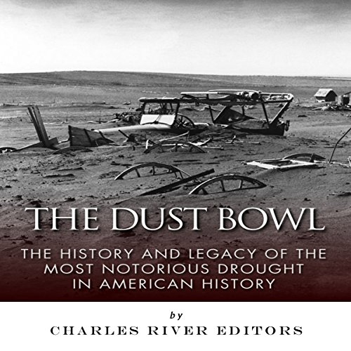 The Dust Bowl audiobook cover art