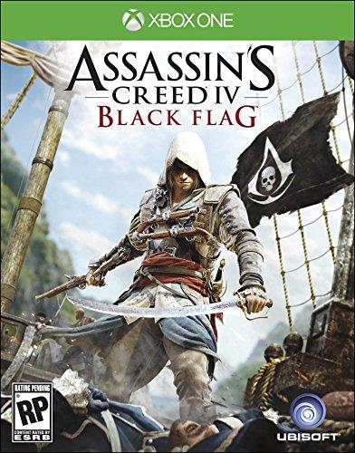 Jogo Xbox One Assassins Creed 4: Black Flag - Ubisoft