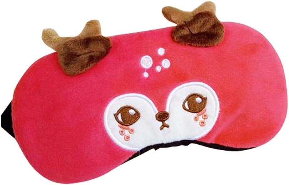 Cute Aid-sleeping Eye Mask Cotton Personality Eye-shade Sleep Mask-R
