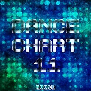 Dance Chart - House, Vol. 11