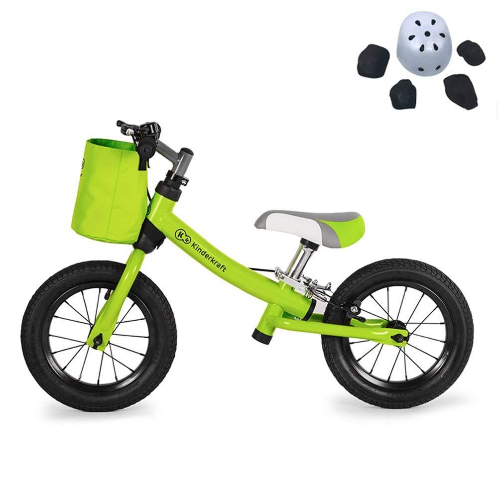 Bicicletas sin pedales Cochecito Deslizante De Dos Ruedas Sin ...