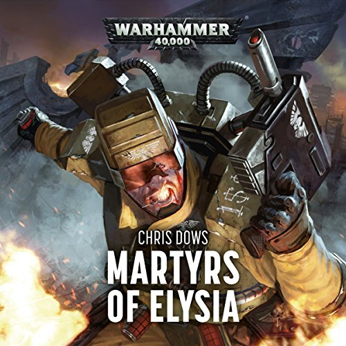 Martyrs of Elysia audiobook cover art
