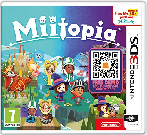 Minitopia 3DS (Importación inglesa)