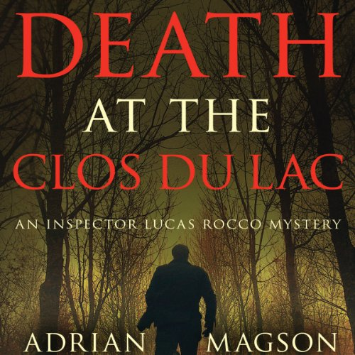 Death at the Clos du Lac audiobook cover art