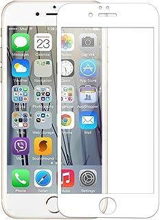 iPhone 6/6S Screen Protector Tempered Glass, aLLreLi iPhone 6 [FULL SCREEN & Edge to Edge] 9H [Anti Scratch] Ultra HD Clea...